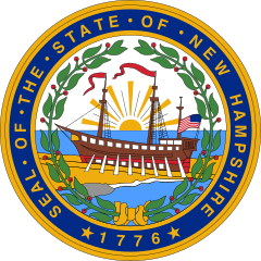 Seal of New Hampshire