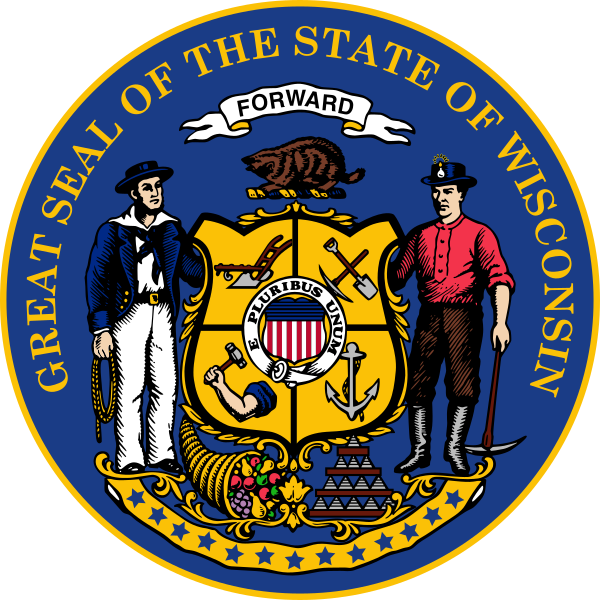 Seal of Wisconsin