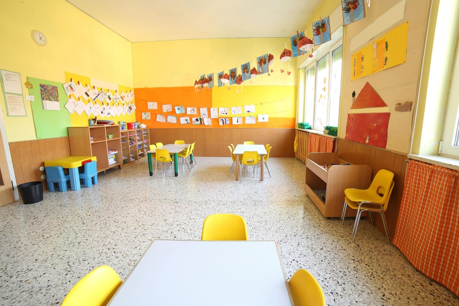 Clean & Disinfected Daycare